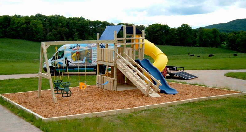 Playground Boaders, How To Build A Playground Border